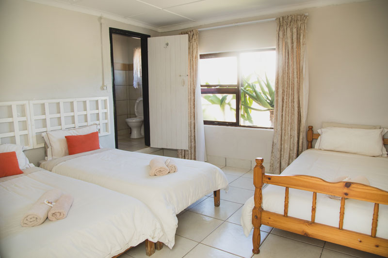 accommodation Wild Coast
