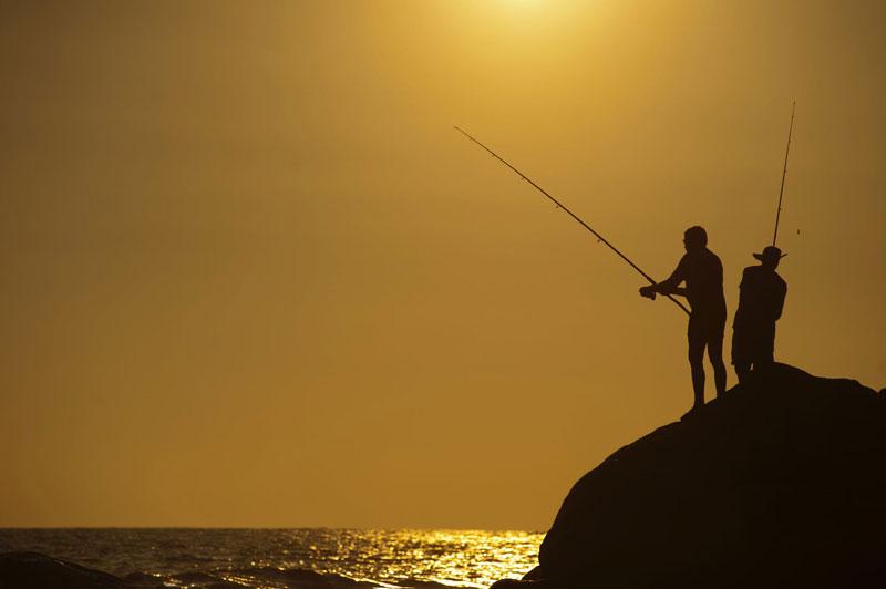 fishing spots Wild Coast
