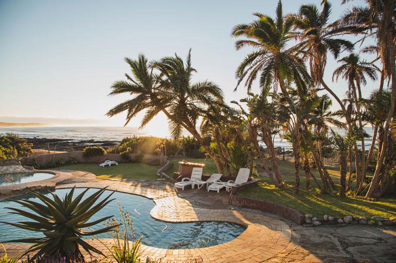 beach hotel Wild Coast